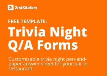 trivia-night-template