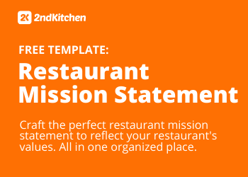 restaurant-mission-statement-template