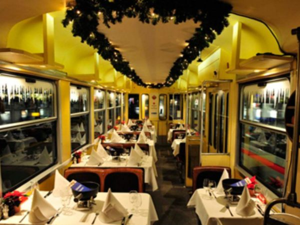 Fondue-Tram-pop-up