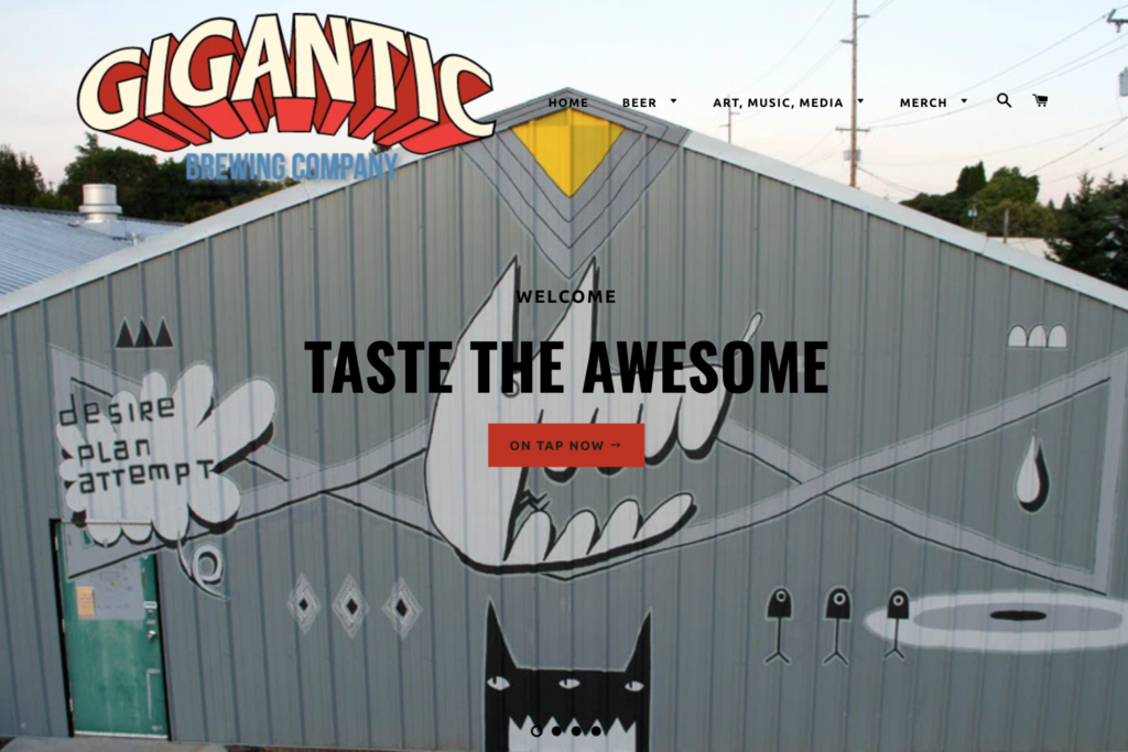 gigantic-brewing-website-design