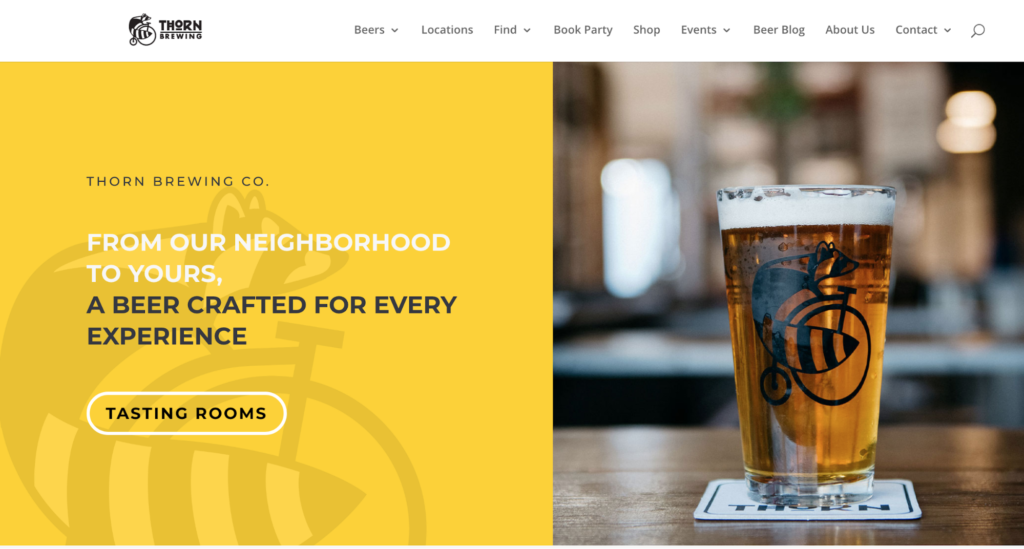 thorn-brewing-website-design