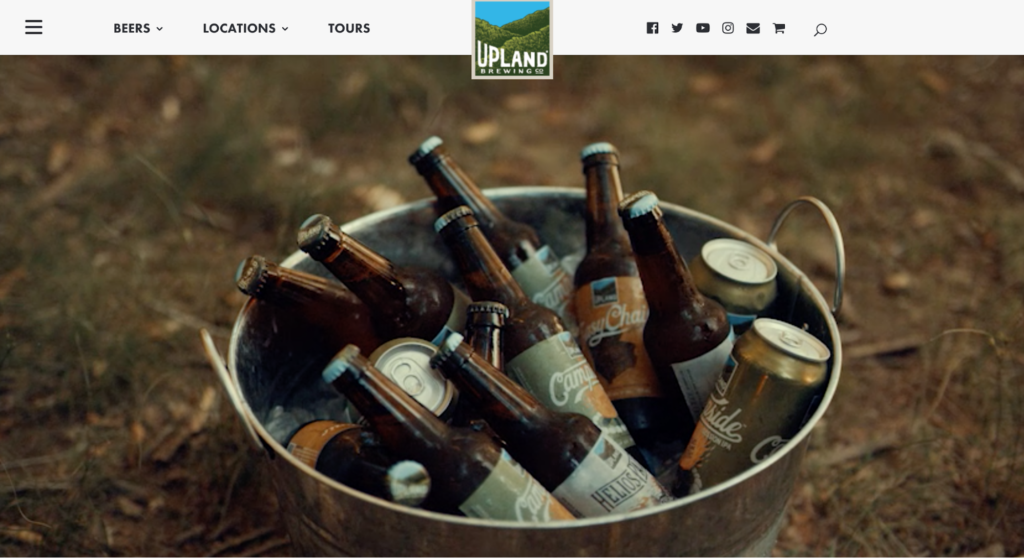 upland-brewing-website-design