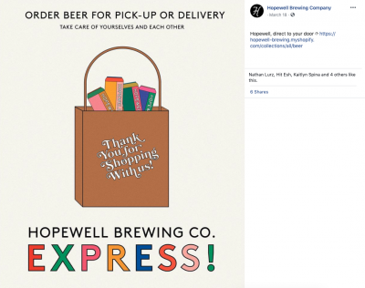 brewery-facebook-marketing
